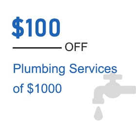 Plumbing Repair Services Offers